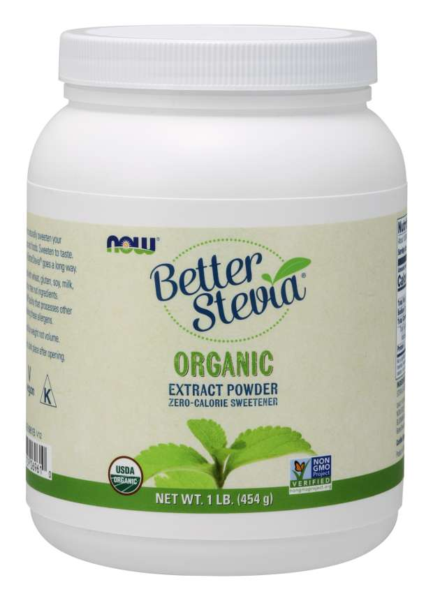 BetterStevia® Extract Powder, Organic | Zero-Calorie Sweetener