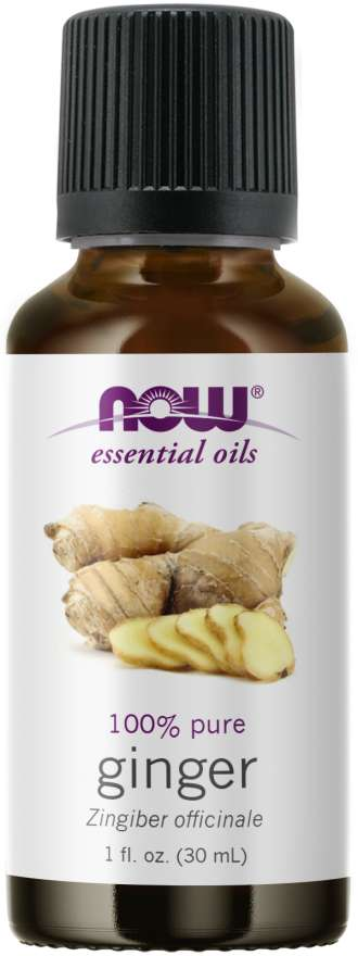 Ginger Oil | 100% Pure