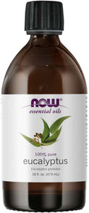 Now Solutions Eucalyptus Essential Oil, 16 Fl Oz
