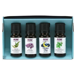 Let There Be Peace & Quiet Oil Kit | Essential Oils For Rest & Relaxation