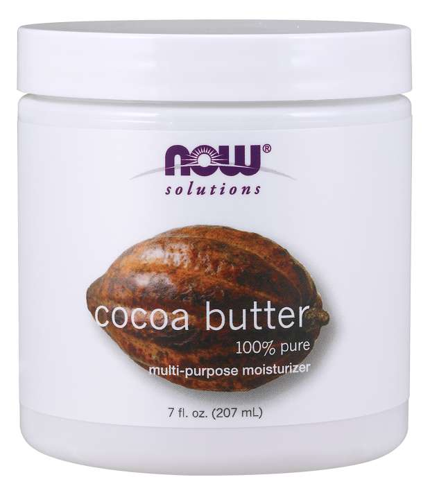 NOW - Cocoa Butter | Multi-Purpose Moisturizer - 7 oz