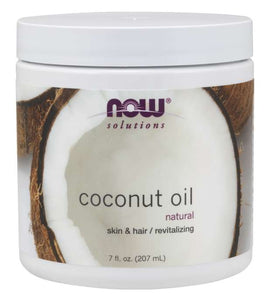 NOW - Coconut Oil | 7 oz
