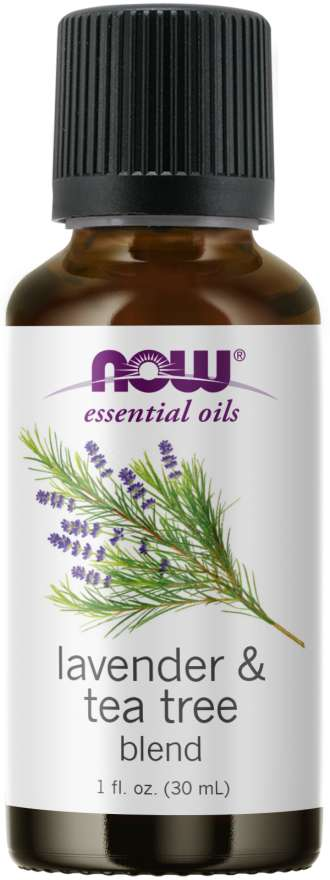 Lavender & Tea Tree Oil Blend
