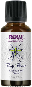NOW - Bug Ban™ Essential Oil Blend | 1 oz