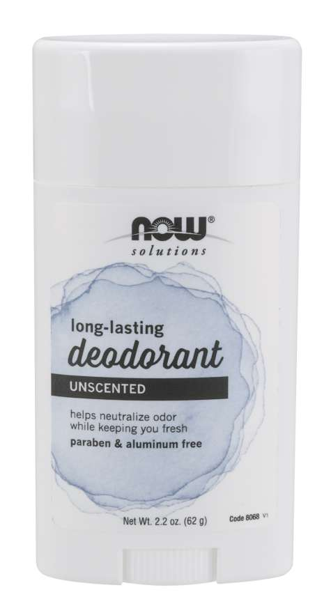 Long-Lasting Deodorant Stick, Unscented | Unscented