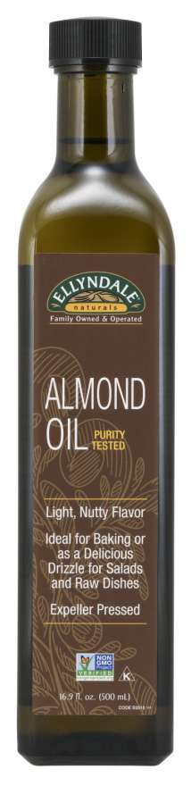 ELLYNDALE - Almond Oil | 16.9 oz