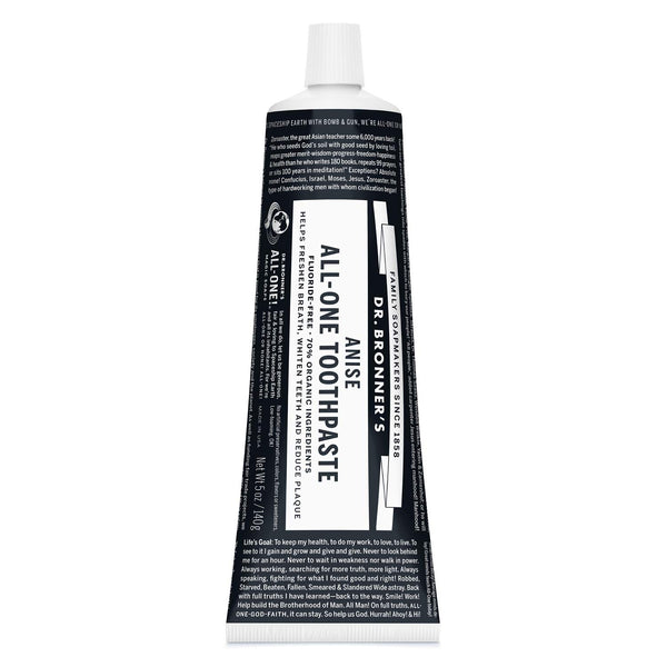 DR BRONNER'S - Anise Toothpaste - 5 oz