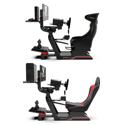 SIM RACING RIGS AND SEAT