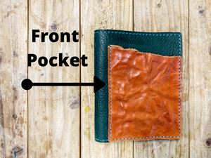 Add Front pocket( Price is for one pocket )