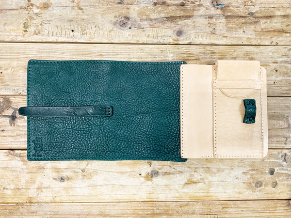 PEN CASE FRONT POCKET, GRAB AND GO - LeCow