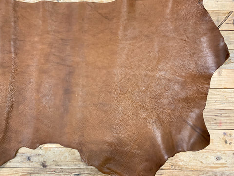 CHOCOLATE LEATHER COVER - LeCow