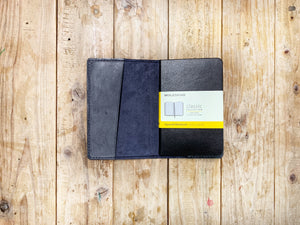 Classic Pocket Size Notebook Cover - LeCow