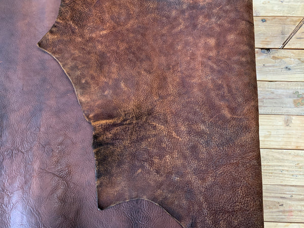 BROWINE LEATHER COVER