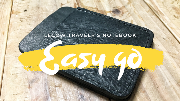 Easy Go, Small Wallet - LeCow