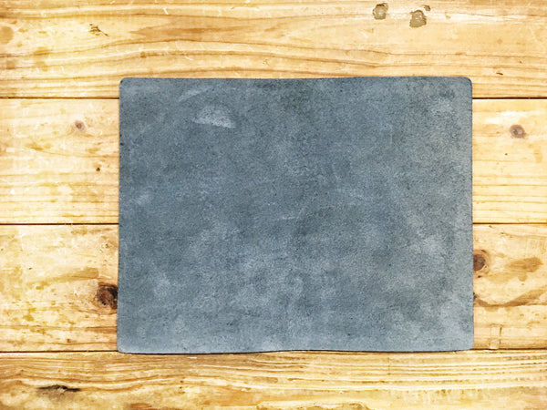 SLATE LEATHER COVER - LeCow