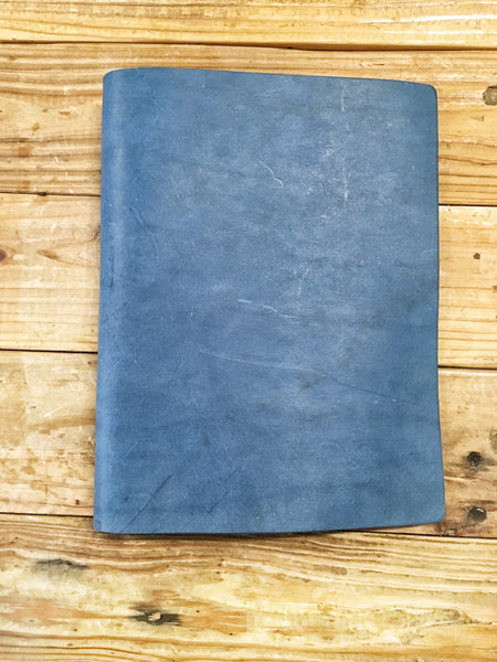 LIMITED EDITION LARIMAR LEATHER COVER - LeCow