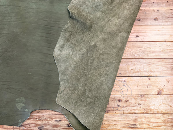 MATCHA LEATHER COVER - LeCow