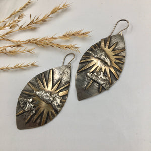 Sun Ray Earrings