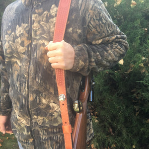 'Mountain Boulders' Rifle Sling Buckle