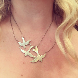 Bird Necklace - The Jewelry Shop