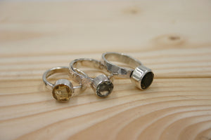 Citrine Ring - The Jewelry Shop