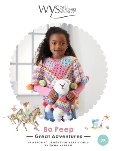 Bo Peep Great Adventures Crochet