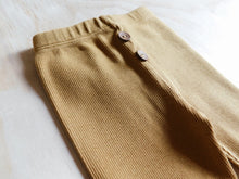 Load image into Gallery viewer, Vintage Leggings - Ochre