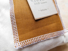 Load image into Gallery viewer, Bassinet sheet - Ochre