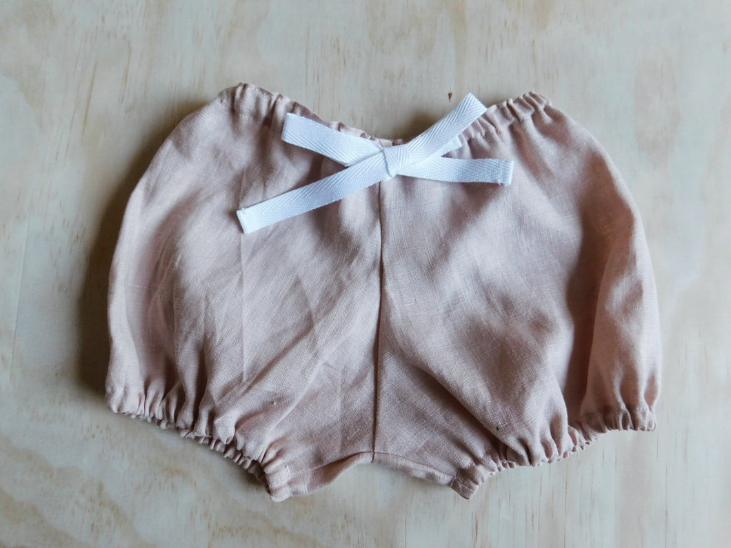 Summer Shorts - Nude Pink
