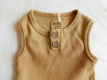 Load image into Gallery viewer, Vintage Bodysuit - Ochre