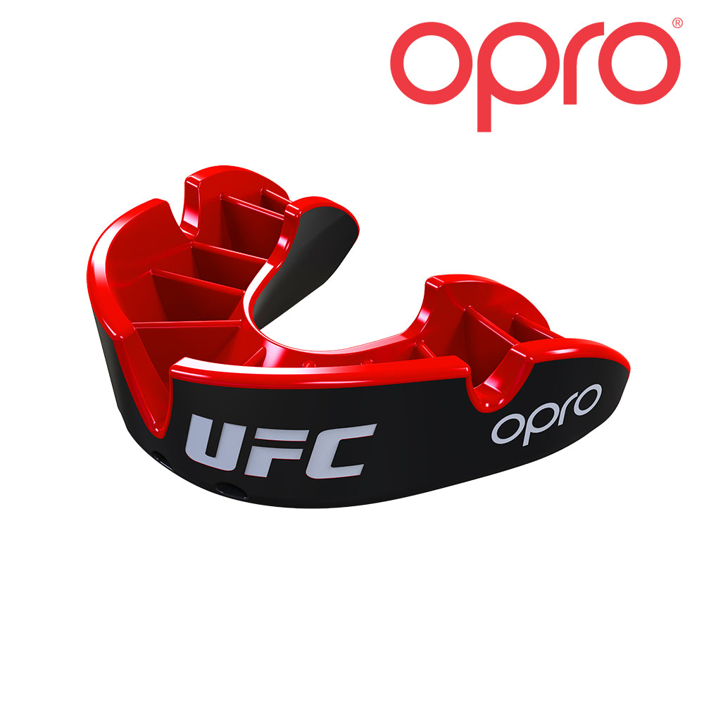 OPRO Self-Fit UFC FULL PACK -Silver