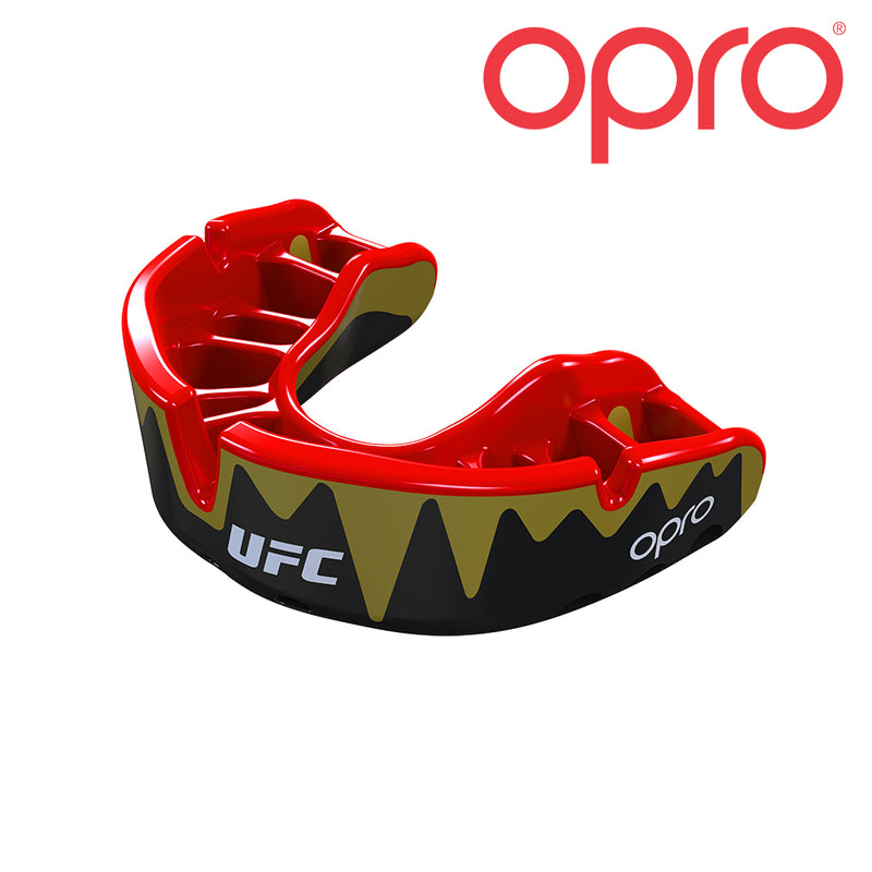 OPRO Self-Fit UFC FULL PACK Platinum Fangz
