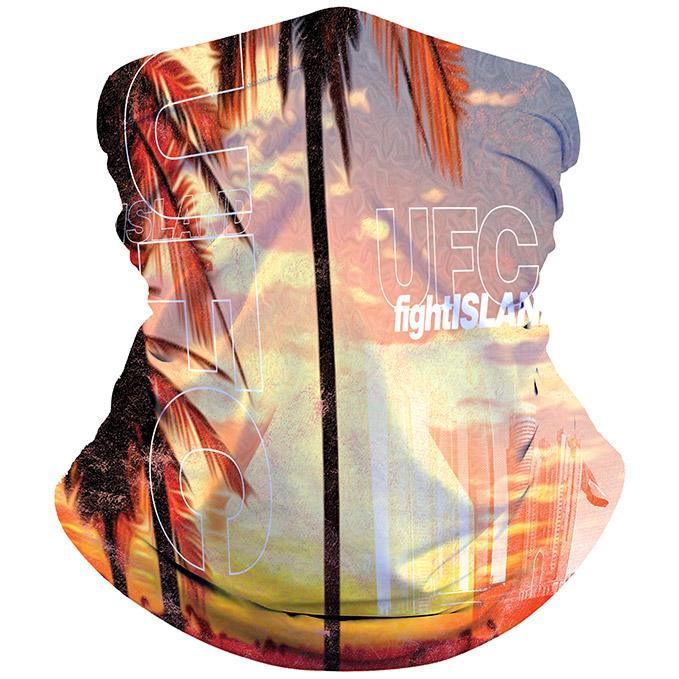 UFC Fight Island Bliss Neck Gaiter
