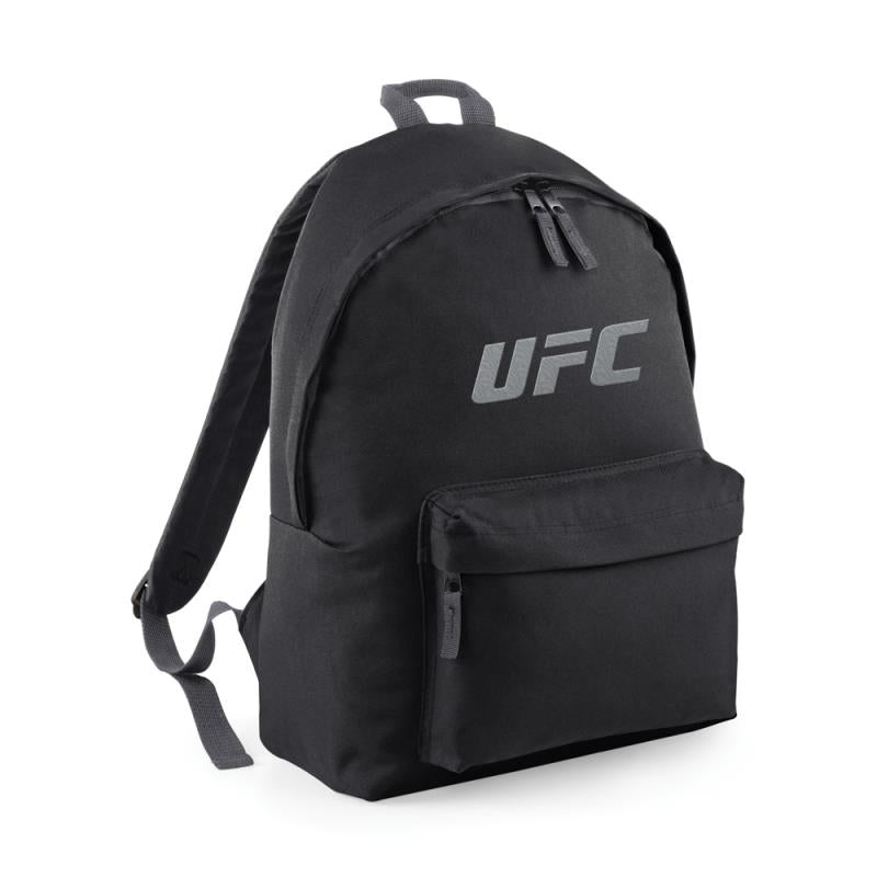 UFC Embroidered Backpack -Black