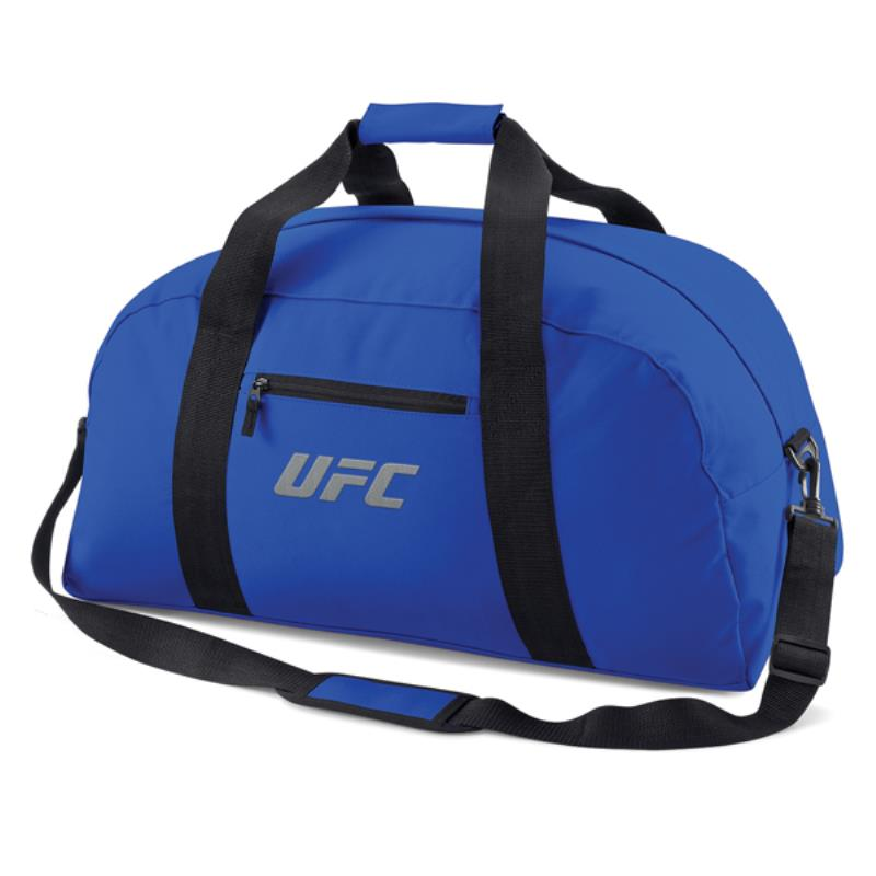 UFC Embroidered Classic Holdall-Royal