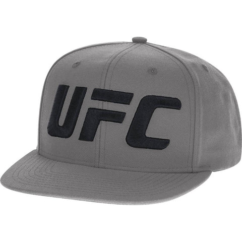 2be05e55f00 Men s Reebok UFC Flat Visor Flex Hat Grey.  27.00. UFC Conor