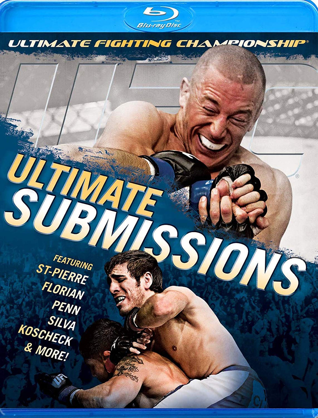 UFC Ultimate Submissions [Blu-ray]