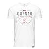 UFC Volkan Oezdemir Real Work Graphic T-Shirt- White