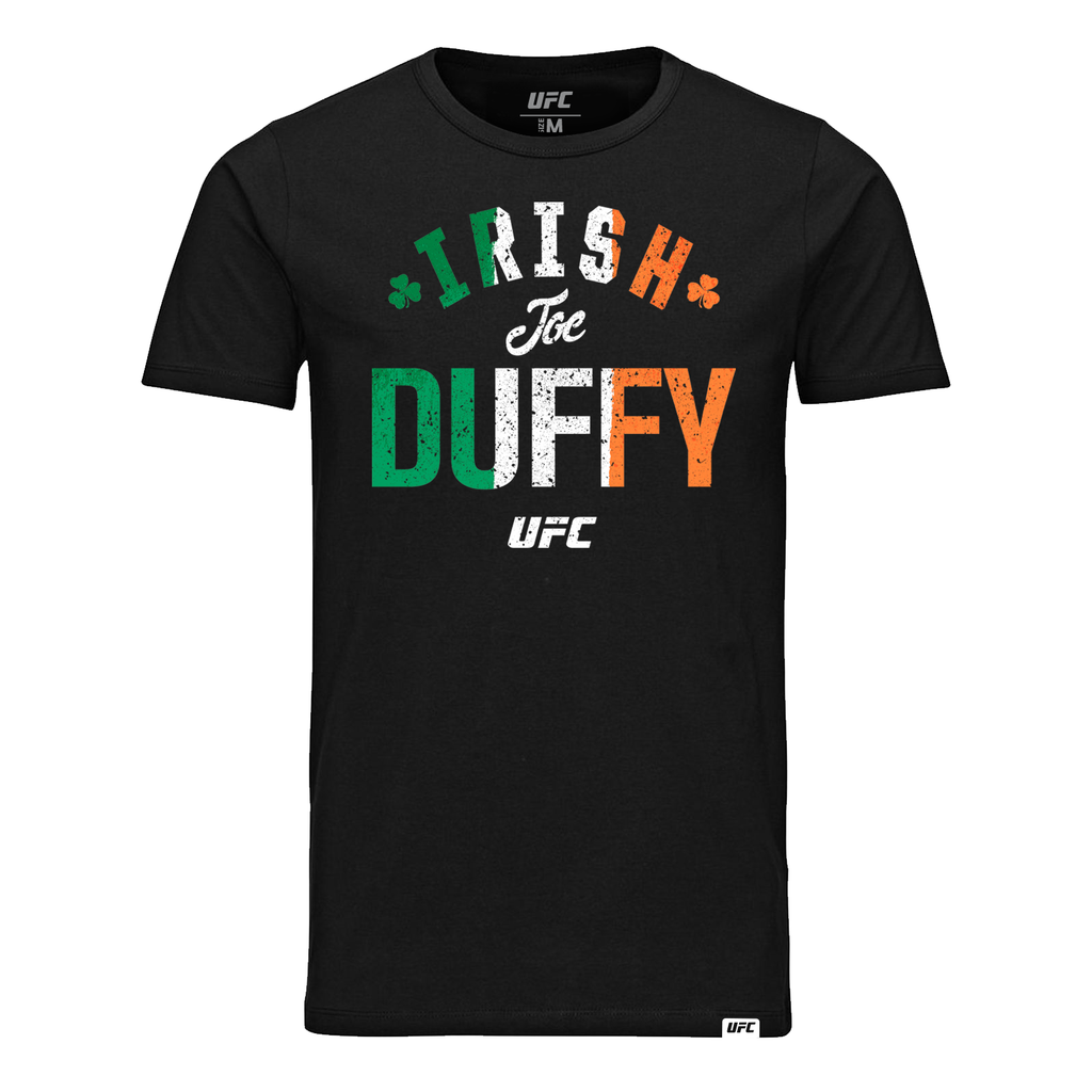 "Kid's UFC Joe ""Irish"" Duffy Old School UFC T-Shirt- Black"