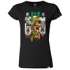 UFC 237 Women's Namajunas vs. Andrade Event T-Shirt- Black