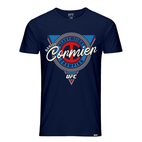 "UFC Daniel ""DC"" Cormier The Grind Doesn't Stop! T-Shirt-Red"