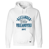 Women's Reebok Alexander Volkanovski Chalk UFC Fight Night Walkout Hoodie Replica