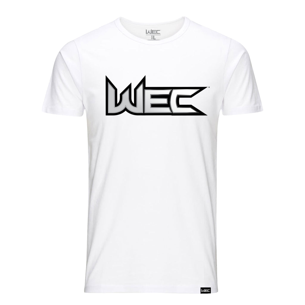 UFC WEC Graphic T-Shirt - White