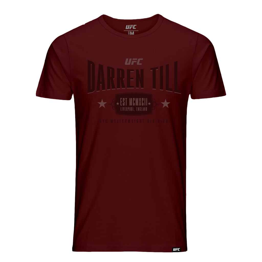 UFC Darren Till Established MCMXCII T-Shirt
