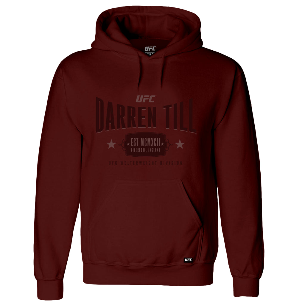 UFC Darren Till Established MCMXCII Hoodie
