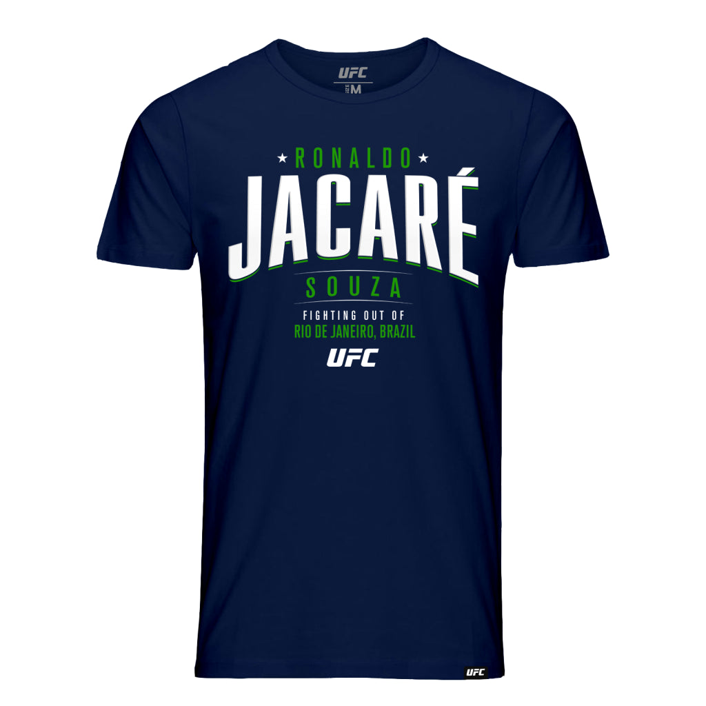 UFC Jacaré Souza Fight out of T-Shirt - Navy