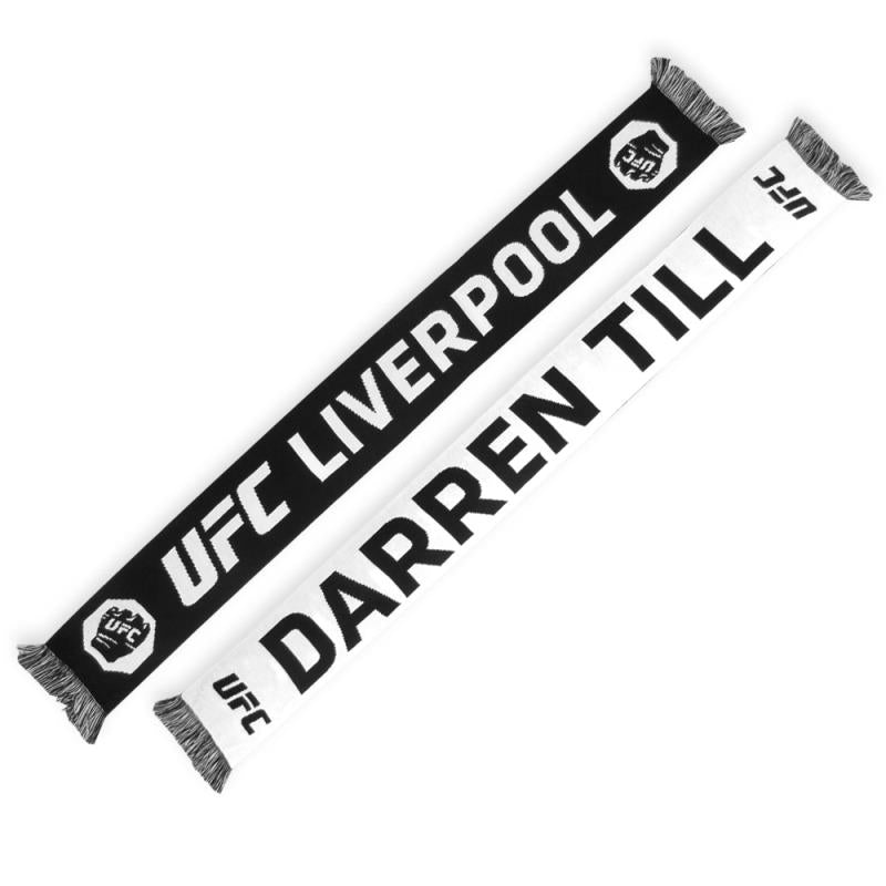 UFC Fight Night Liverpool Darren Till Home Town Scarf