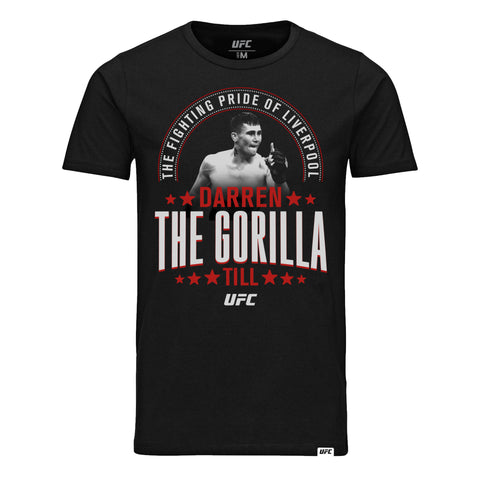Men's Jorge Masvidal Reebok Chalk Authentic UFC Fight Night Walkout Jersey