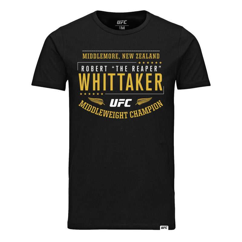 "Robert ""The Reaper"" Whittaker Champion T-Shirt - Black"