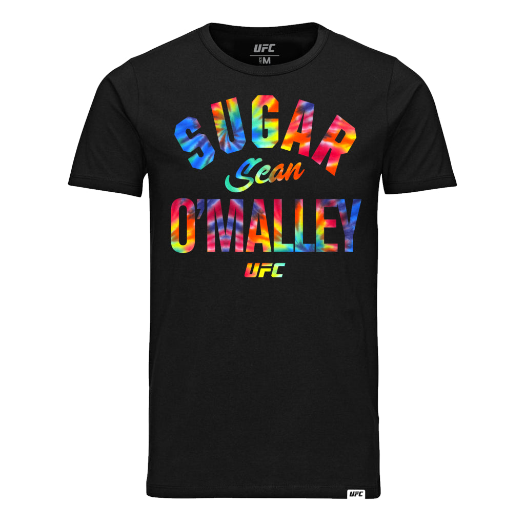 UFC Sugar Sean O'Malley Multi Graphic T-Shirt - Black